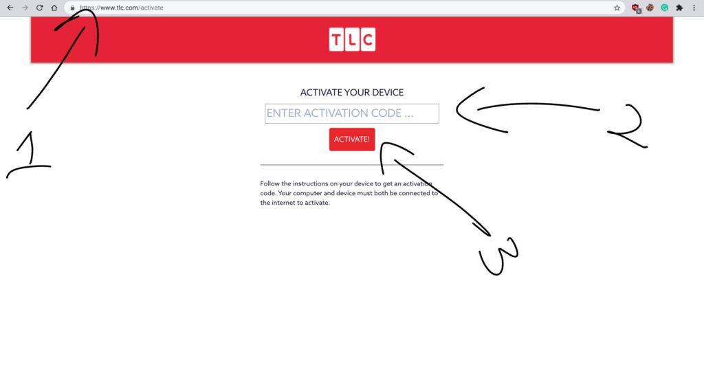 tlc.com/activate